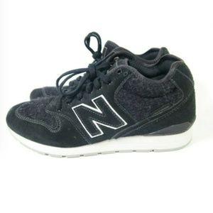 New Balance MRH996CB Mens Black Sneakers Sz 9